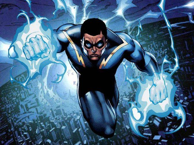 Black Lightning dc comics