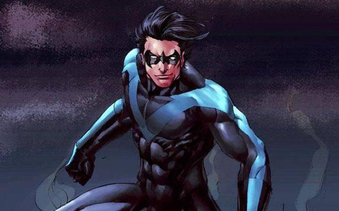 Nightwing Kit Harington DC Comics