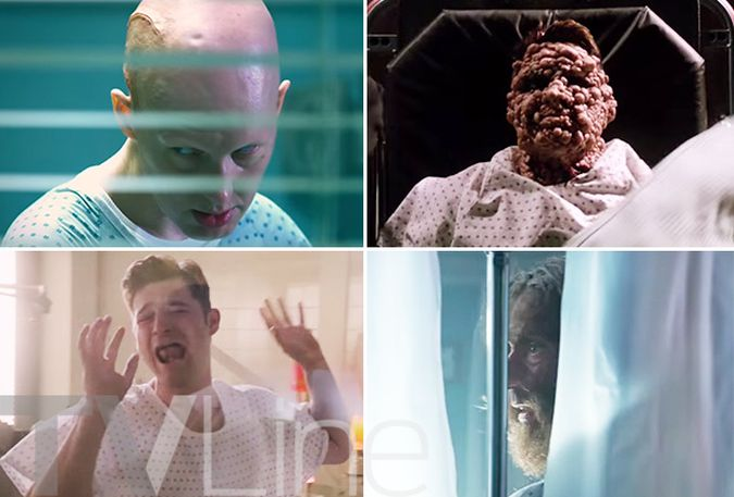 scream queens trailer temporada 2 monstruos
