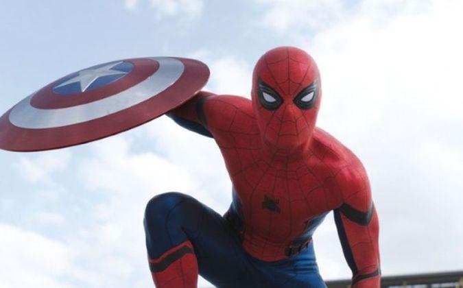 Spider-Man Homecoming Tom Holland Marvel