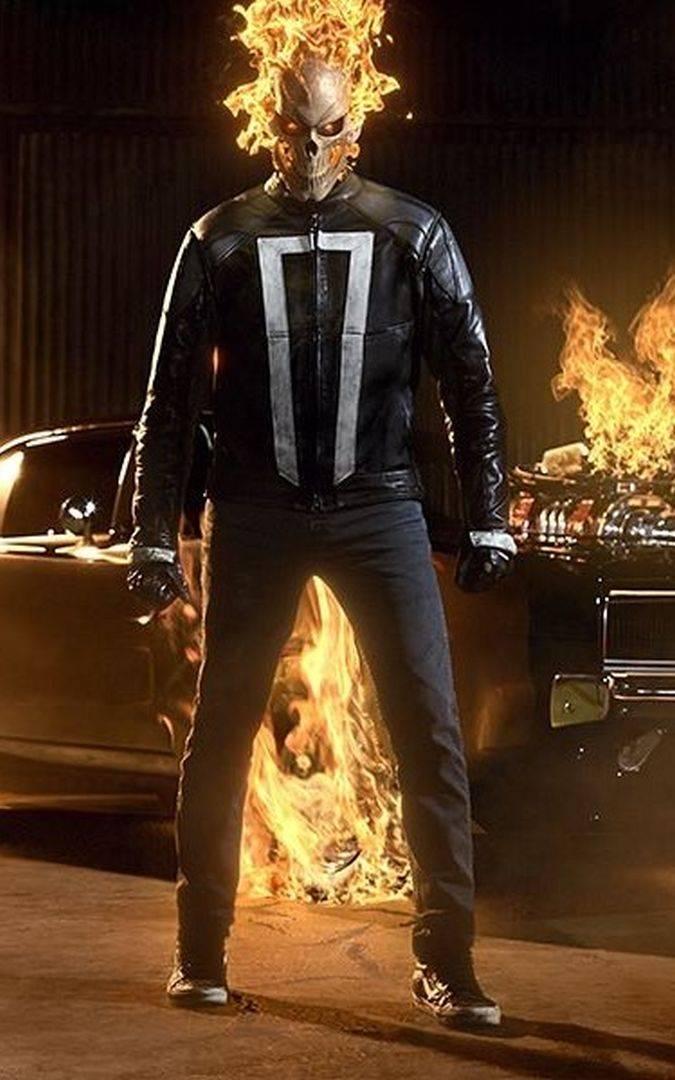agents of shield temporada 4 ghost rider robbie reyes