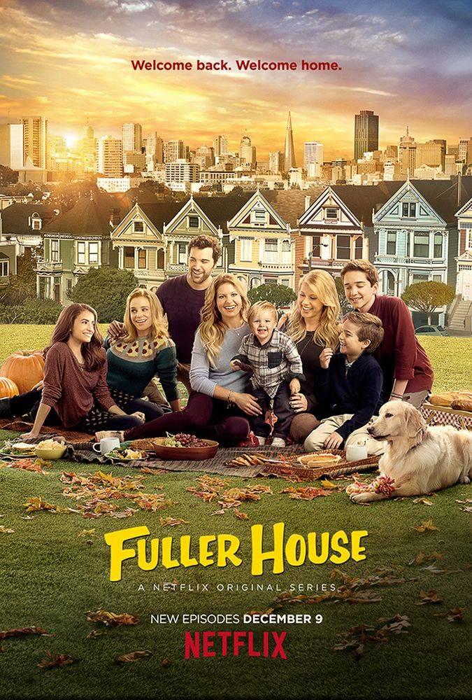 fuller house temporada 2 poster