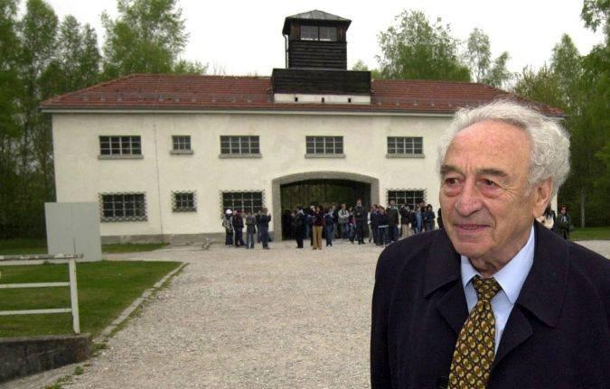 Max Mannheimer alemania holocausto
