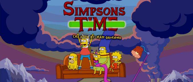The Simpsons Temporada 28 Time Adventure
