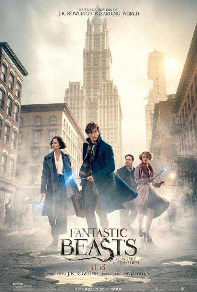 Fantastic Beasts and Where to Find Theme Warner Bros