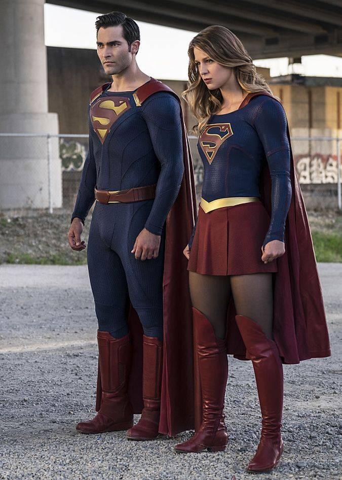 Supergirl Superman Temporada 2
