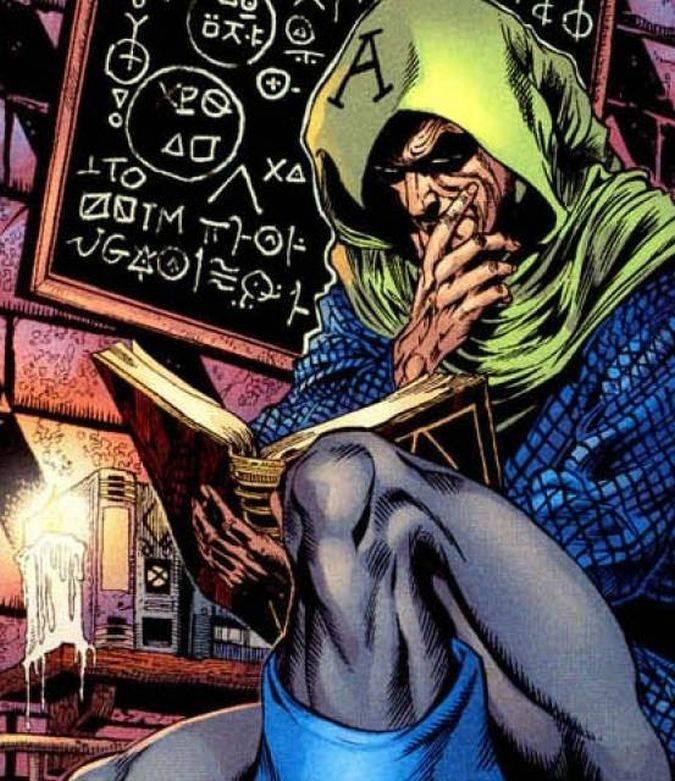 doctor alchemy dc comics