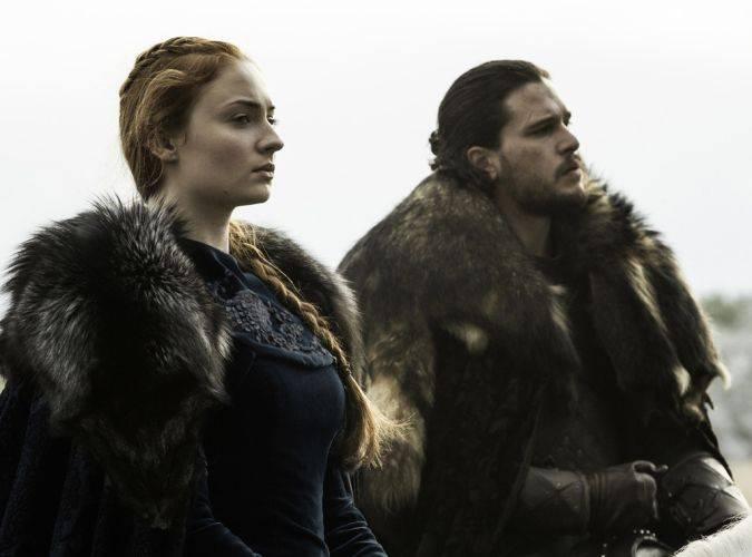 game of thrones sansa stark jon snow temporada 6
