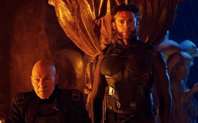 Wolverine 3 Logan Fox