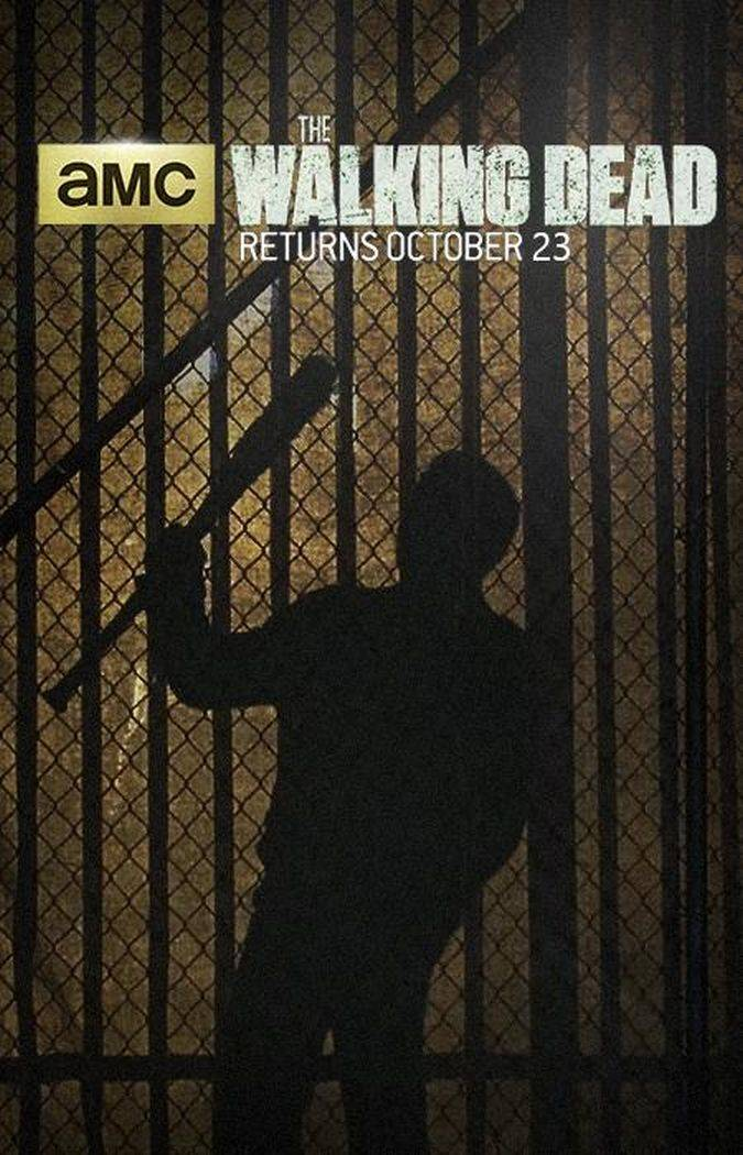 the walking dead poster temporada 7