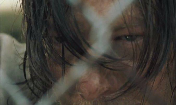 the walking dead 7x03 daryl