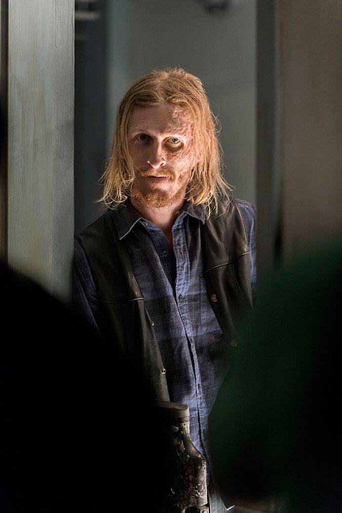 the walking dead 7x03 dwight