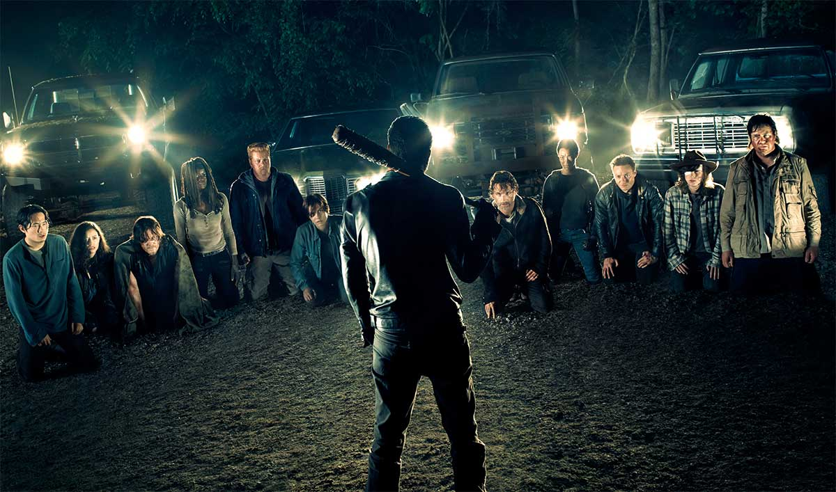 The Walking Dead AMC Temporada
