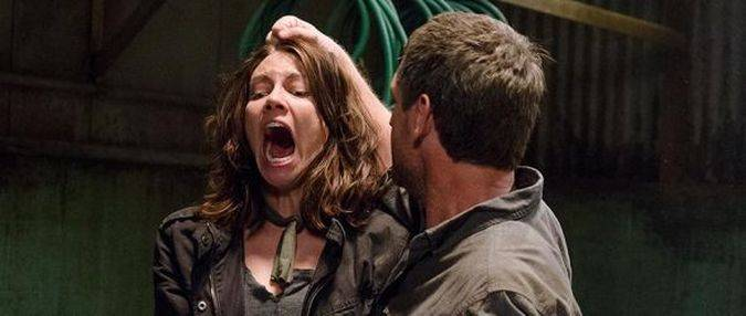 The Walking Dead AMC lauren Cohan2 /></div>  ¿Maggie está en peligro? (Foto: <span class=