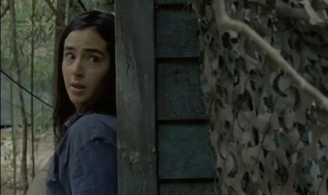The walking dead 7x06 tara