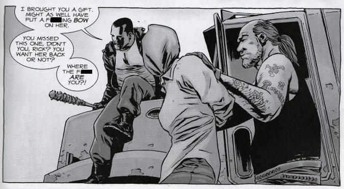 the walking dead comic holly muerte zombi