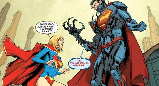 Supergirl The CW Temporada 2