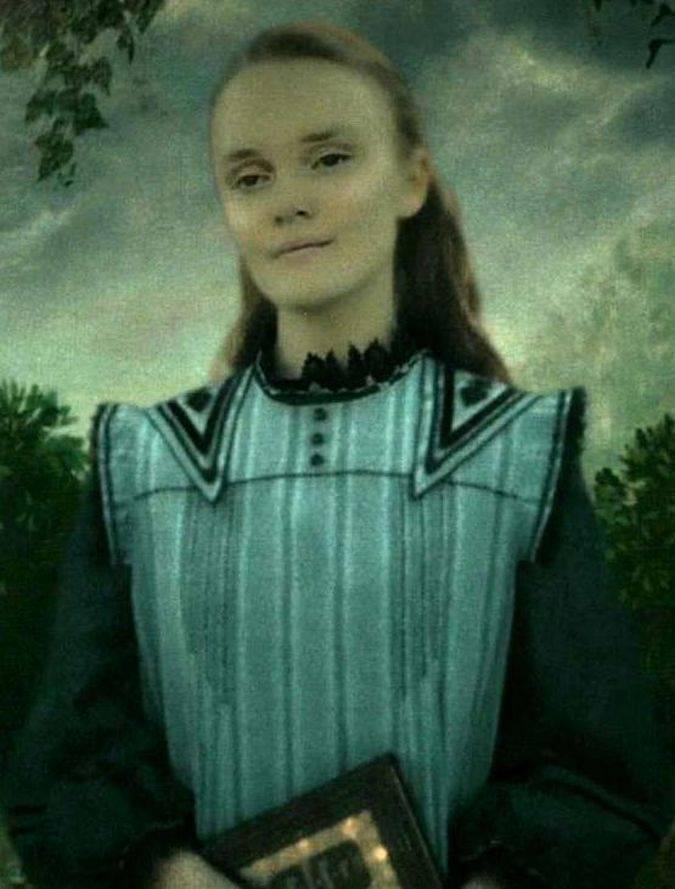 fantastic beasts ariana dumbledore