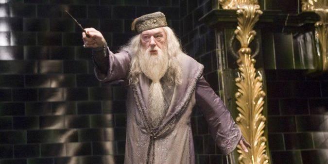 fantastic beasts albus dumbledore