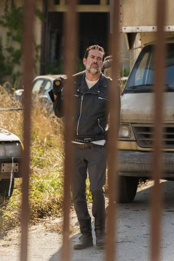 The walking dead negan temporada 7