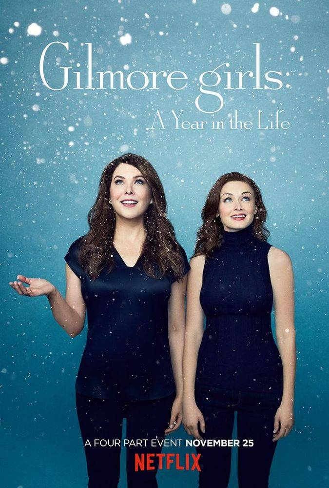 gilmore girls a year in the life netflix
