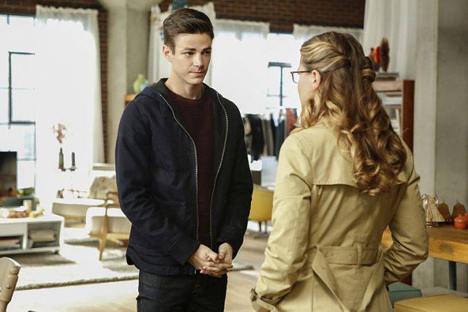 supergirl 2x08 the flash