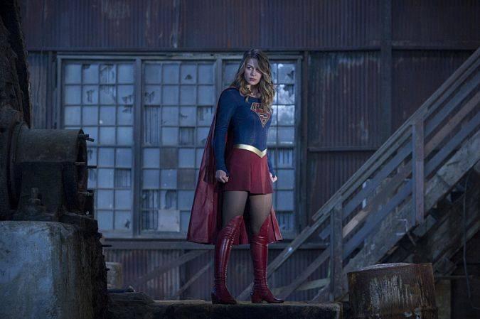 the flash 3x08 supergirl