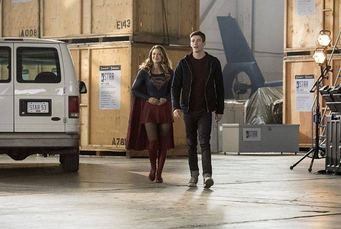 the flash 3x08 crossover supergirl barry