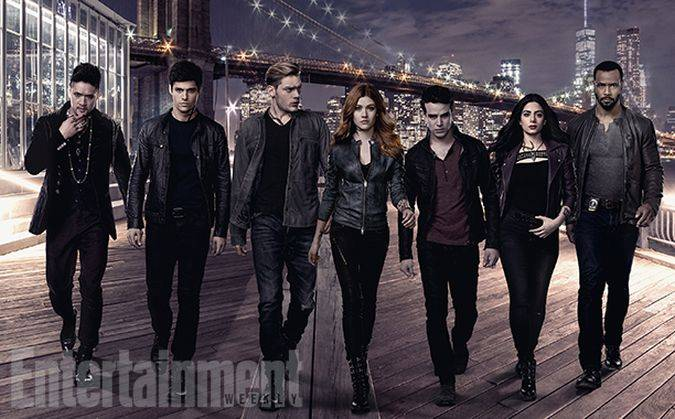 Shadowhunters Temporada 2