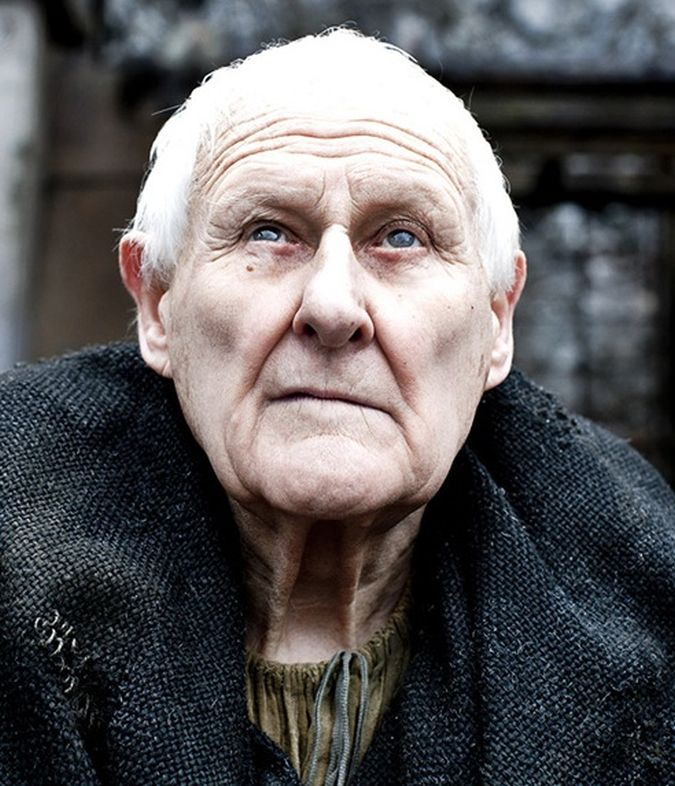 game of thrones maester aemon Peter Vaughan