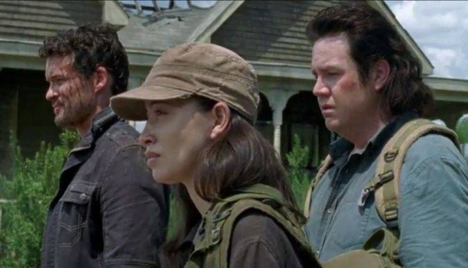 the walking dead 7x07 rosita