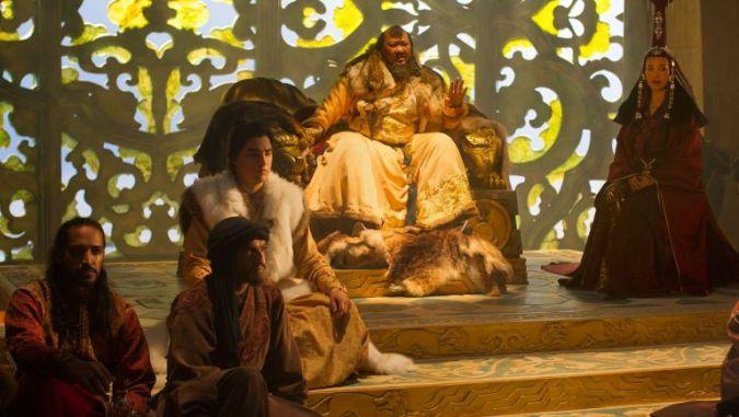 marco polo temporada 1 Kublai Khan benedict wong