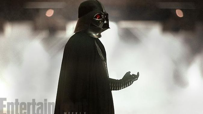 darth vader rogue one a star wars story