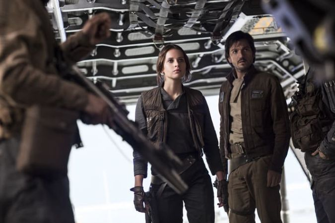 Rogue One A Star Wars Story Jyn