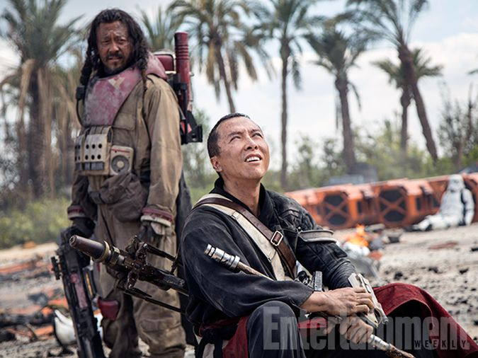rogue one a star wars story baze malbus chirrut imew