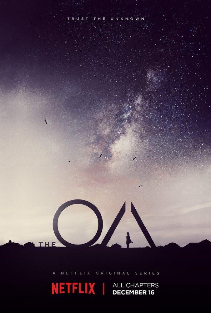 the oa poster pelicula