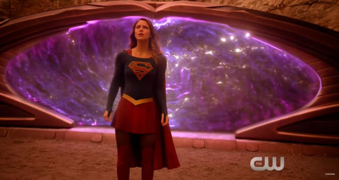 supergirl 2x9 trailer