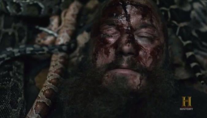 vikings 4x15 ragnar muerte
