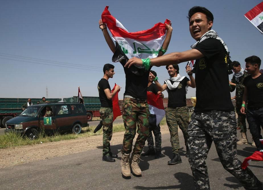 ISIS Tikrit