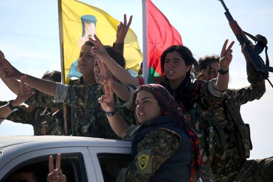 ISIS Kurdos