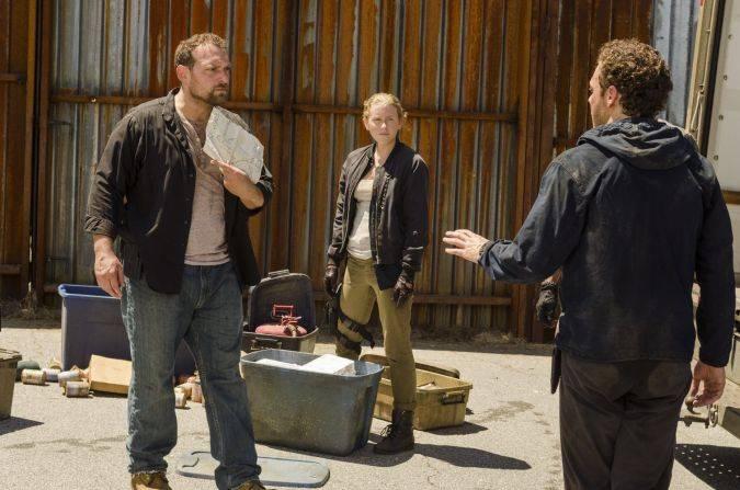 The Walking Dead Temporada 7 AMC