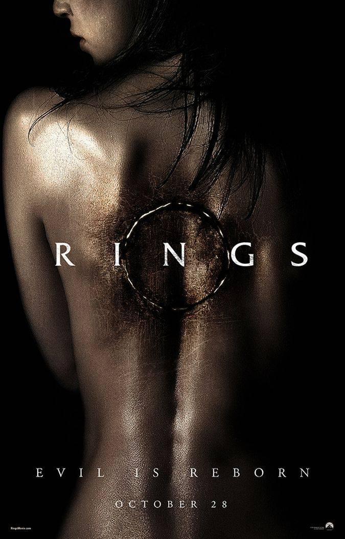 rings poster pelicula