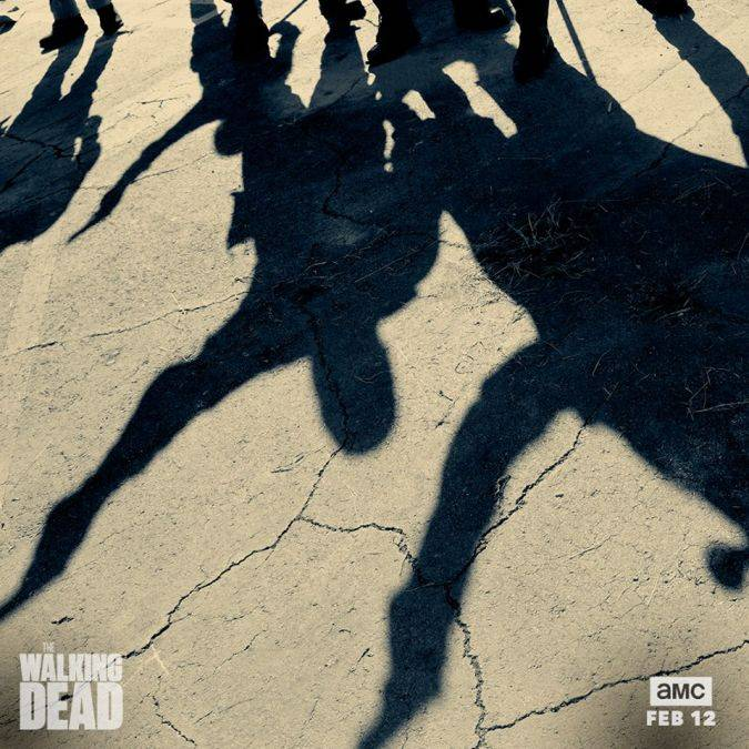 the walking dead temporada 7 sombras rick