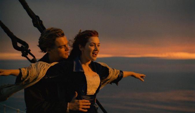 Titanic Leonardo dicaprio
