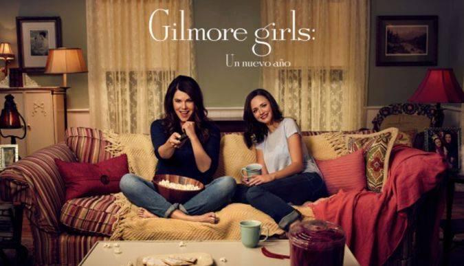 Gilmore Gilrs netflix