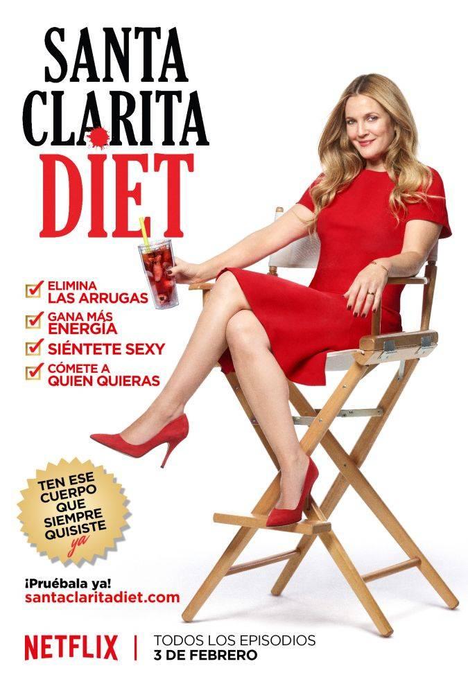 santa clarita diet drew barrymore