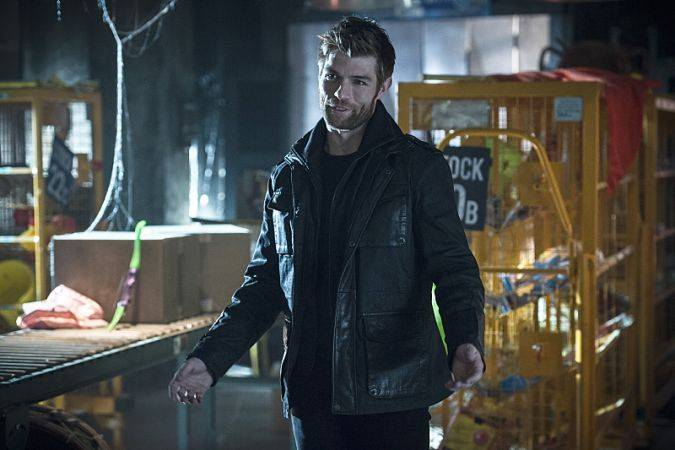 the flash actor liam mcintyre Weather Wizard