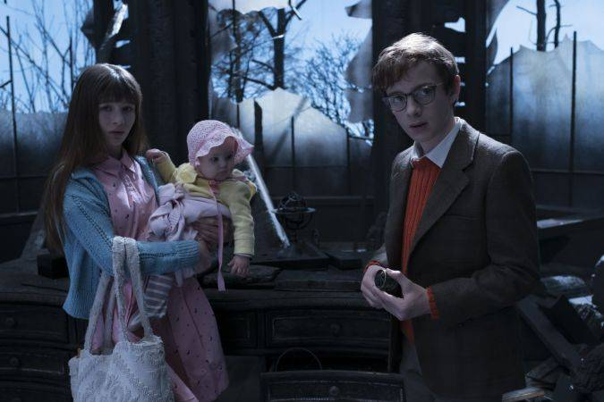 a series of unfortunate events baudelaire