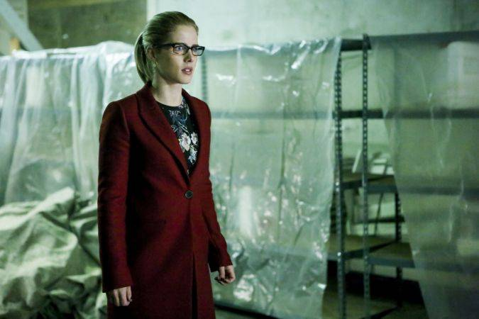 arrow felicity temporada 5