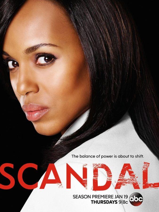 scandal temporada 6 poster